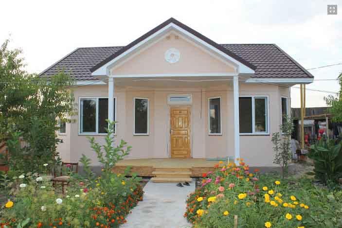Строительство дома за 50 дней